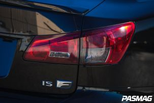 Hidden Treasure - Steve Meade's 2011 Lexus ISF