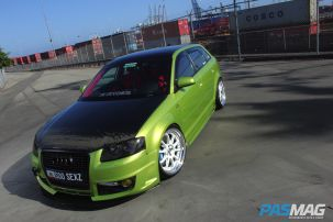 Trippin' Out: Jose Romo's Audi A3