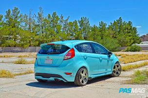 Mike Ma M2 Motoring 2014 Ford Fiesta ST PASMAG