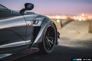 Bulletproof Automotive BMW Z4 GT Continuum PASMAG 15