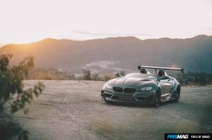 Bulletproof Automotive BMW Z4 GT Continuum PASMAG 18