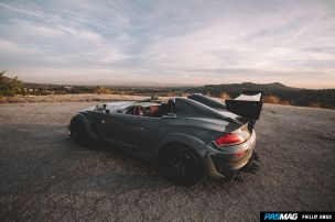Bulletproof Automotive BMW Z4 GT Continuum PASMAG 7