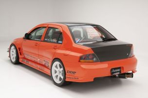 Generation Nine: Charleston Penesa's 2006 Mitsubishi Lancer Evolution IX