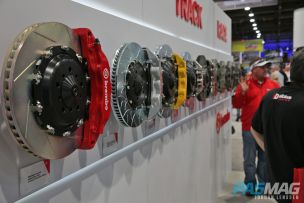 SEMA 2014 Las Vegas Photo Coverage Brembo Brakes 01