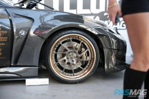 PASMAG Tuner Battlegrounds 2014 Battle for SEMA Niche Road Wheels Moses Awad Nissan 370Z