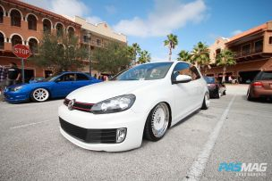 PASMAG Simply Clean 6 Ormond Beach Florida 2014 Chad Donohoe 227 VW Golf