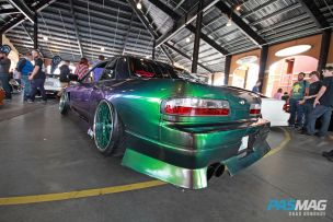 PASMAG Simply Clean 6 Ormond Beach Florida 2014 Chad Donohoe 72 Nissan 240sx