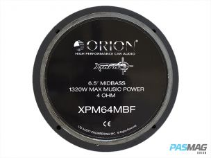 Orion XPM 64MBF Mid Bass Speaker 5 PASMAG
