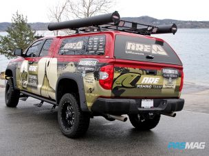 A.R.E. Fishing Team Tundra rear