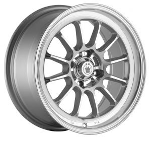 Konig Calendar Model: May 2015 - Any Fay (Wheel: Tweak; Silver)