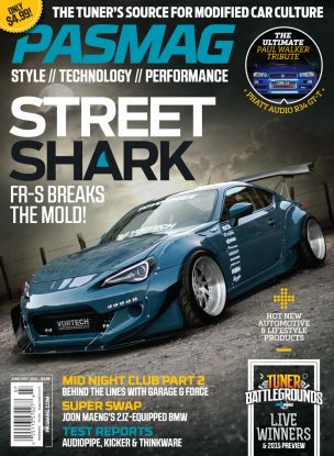 PASMAG #131 June July Cover