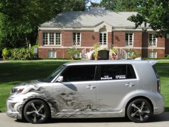 2007_Scion_xB_Mark_McKee