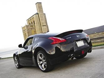 2009_Nissan_370Z_Coupe_Roadster_Back