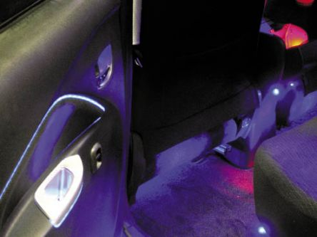 StreetGlow_Multicolor_LED_Interior