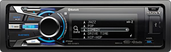 Test Report: Sony DSX-S310BTX Head Unit