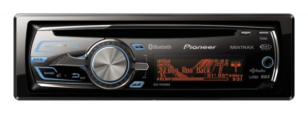 Pioneer DEH-P8400GH Head Unit Review