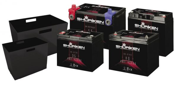 Batteries Buyer's Guide - September 2012