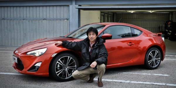 The Toyota GT86 / Scion FR-S and Creators Honored with Three VDI Awards