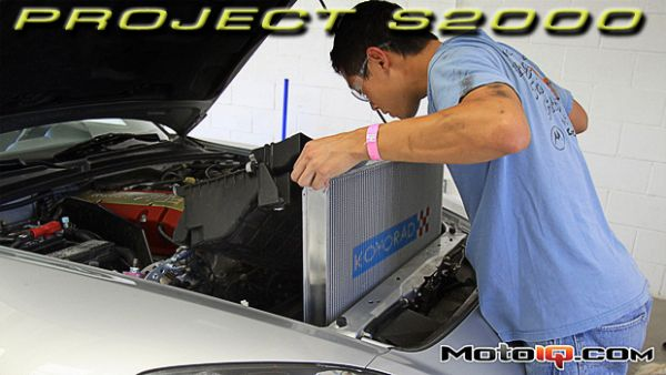 Project S2000: Keeping it from Overheating