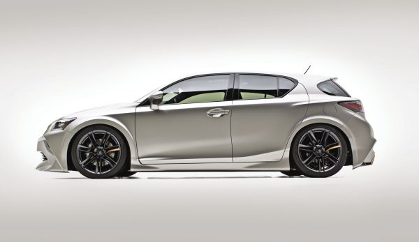 Electrified: 2013 Lexus CT200H