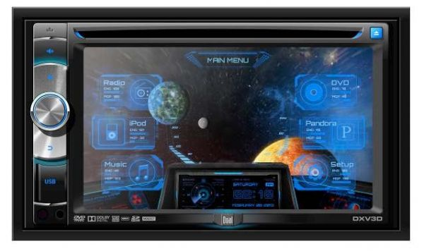 Dual Electronics Delivers Industry's First Multimedia Receiver with UltraMotion Display, Expands A/V Lineup