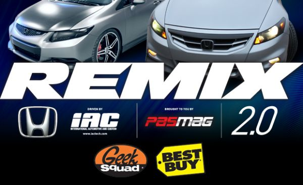 Honda Remix Project 2.0
