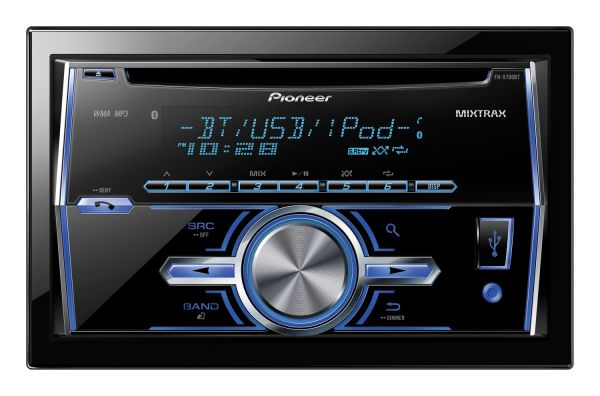 Six New Single CD Receivers from Pioneer Kick off 2013 Product Line-Up