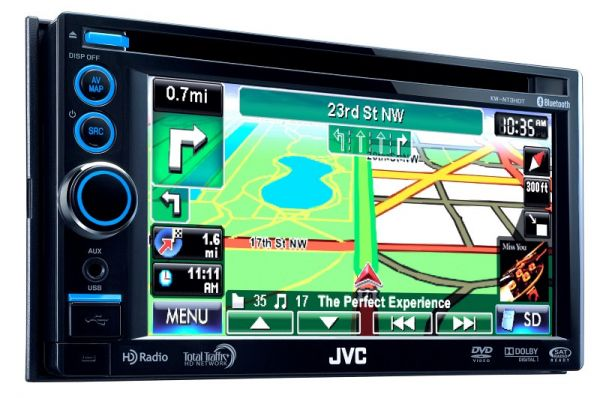 This headunit is one of the most feature laden products I've seen in quite a while. So to try and cover every feature JVC has built into the KW-NT3HD would be virtually impossible in the space we have in the magazine.
