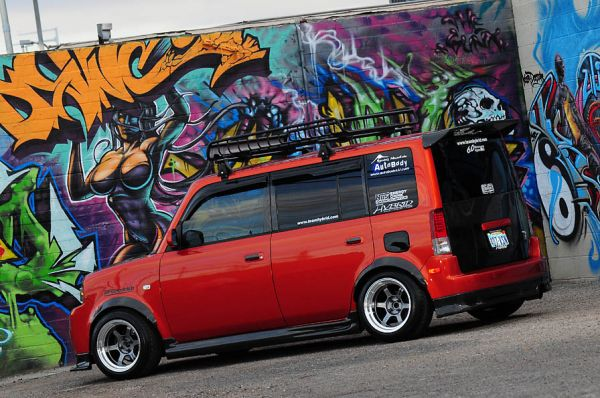 Sin City`s Finest: 2004 Scion XB