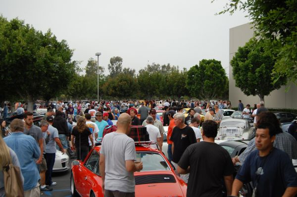Cars & Coffee Meet