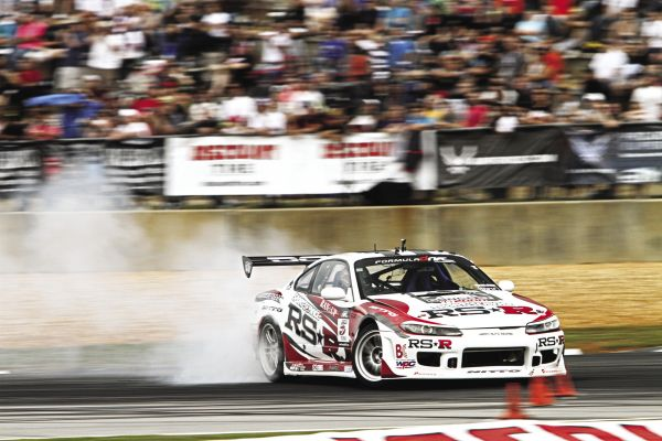Formula DRIFT: Nitto Tire Drift Team