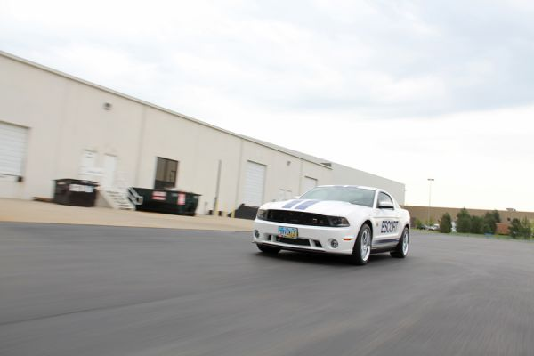 Roush Hour: PASMAG and Beltronics Partner to Give Away Roush Stage 2 'Stang at SEMA