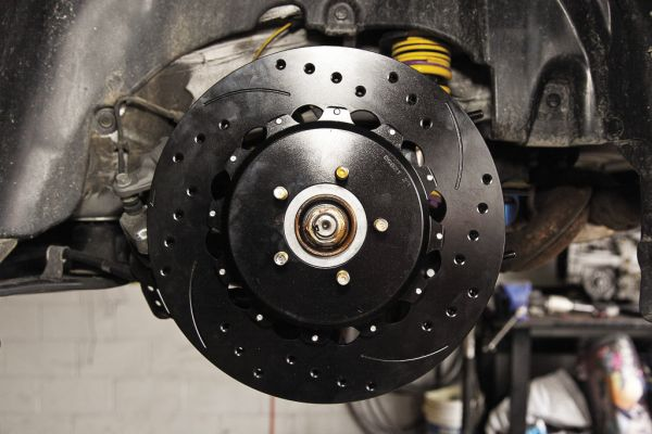 Project Scion FR-S Wilwood Big Brake Install