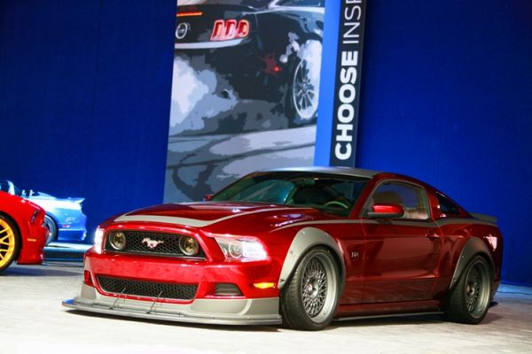 Mothers® Ford Mustang RTR Spec 3 Debuts at the SEMA Show in Las Vegas