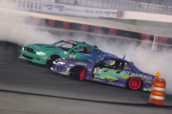 Formula DRIFT Announces Entry List for Motegi Racing Super Drift Challenge
