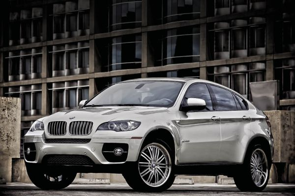 Stealth Attack - Brax Helix 2009 BMW x6