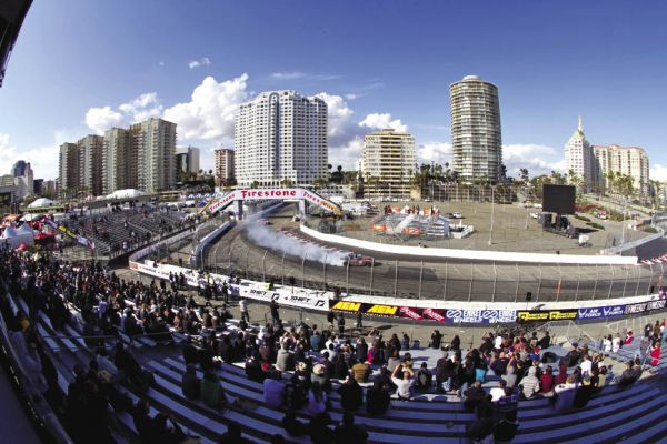 A shot of the track, photo by J. Martinez