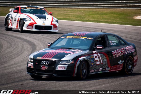 APR Motorsport Returns from Barber 200: Mission Accomplished