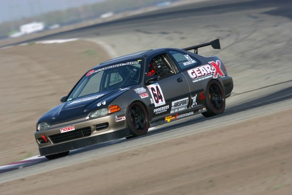 Justin Wesseling at Buttonwillow