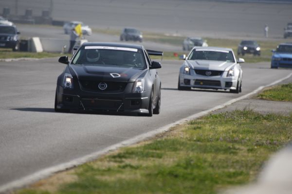The Cadillac Challenge inaugural race is in the books