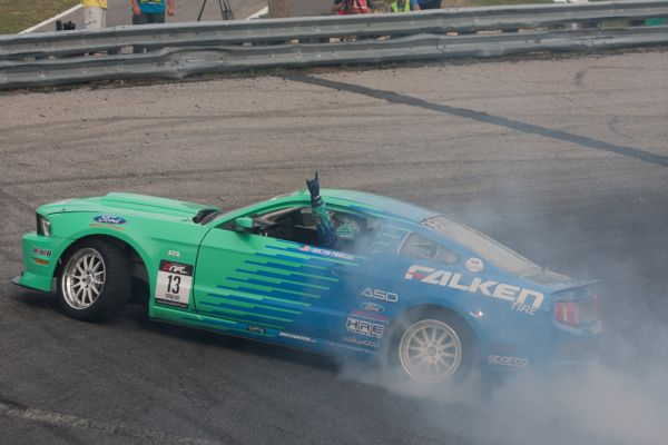 Formula DRIFT Round 4: The Guantlet - Conrad Grunewald Wins at Wall Speedway