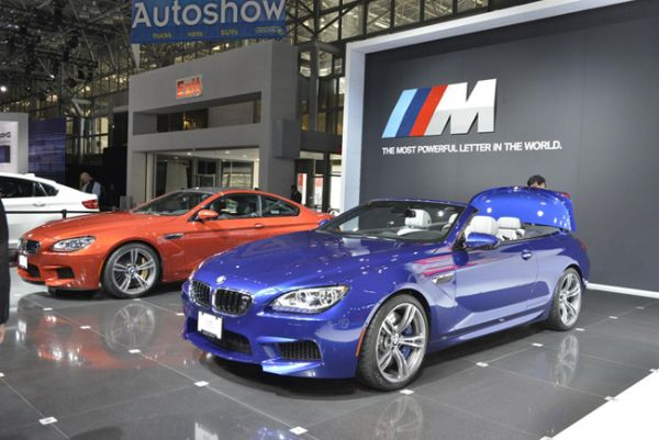 New York International Auto Show 2012
