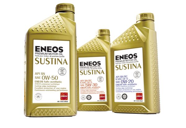 ENEOS Sustina Synthetic Motor Oil