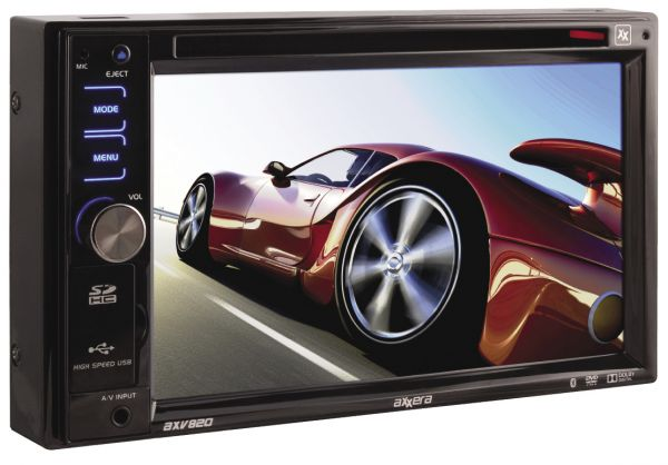 Axxera AXV820 Multimedia Receiver
