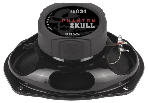 SK694 Phanton Skull Speakers