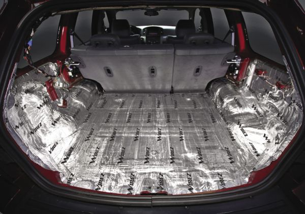 Connected: Wirez Sound Deadening