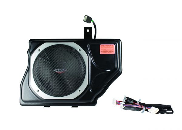 KICKER® Partners with Subaru® for OEM High-Performance Audio Upgrades