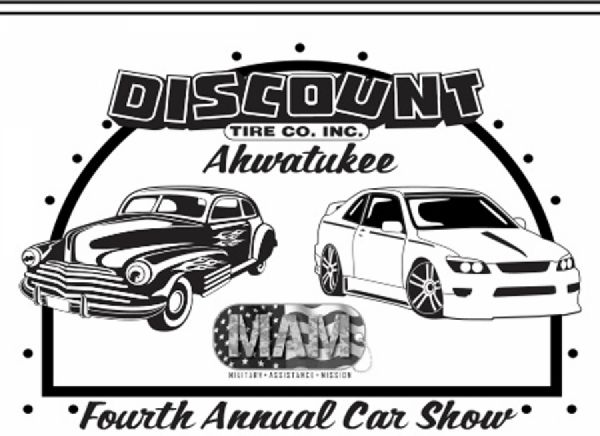 Discount Tire hosts 4th Annual Car Show Event for M.A.M. (Military Assistance Mission) Saturday, March 16th
