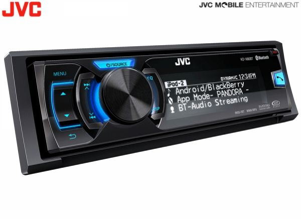 JVC Mobile Entertainment offers New Digital Media Receivers