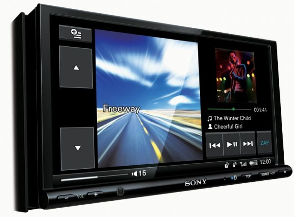 "In this review we're going to take a look at the new Sony XAV-70BT multimedia receiver. It's got all the goodies you'd expect from a $749.00 (US) double DIN sized video headunit, 7"" TFT touch screen, AM/FM/DVD/CD/MP3/iPod/iPhone/USB/Bluetooth… you get the idea."